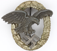 Luftwaffe Observer Badge by P. Meybauer