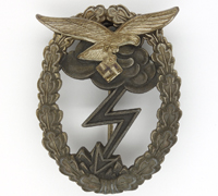 Luftwaffe Ground Combat Badge by Osang