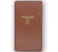 Case for a NSDAP 10yr Service Award by RZM M1/120