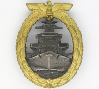 Earliest – High Seas Fleet Badge by Schwerin