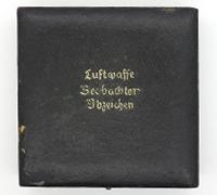 Luftwaffe Observer Badge Case - GWL