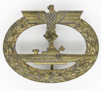Personalised - Navy U-Boat Badge by L/13