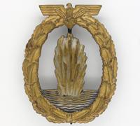 Navy Minesweeper Badge by Assmann
