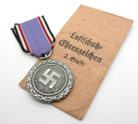 2nd Class Air Defense Medal in Issue Packet by 10
