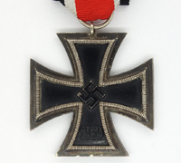 Übergrosse Knights Cross Sized - 2nd Class Iron Cross
