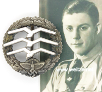 NSFK Large Glider Pilot Badge