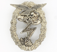Luftwaffe Ground Combat Badge by GWL