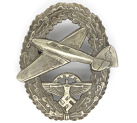 2nd Pattern - NSFK Powered Aircraft Pilots Badge