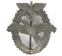 3rd Pattern - NSFK Powered Aircraft Pilots Badge