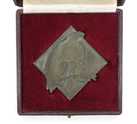 Cased Hitler Youth High Jump Non-Portable Award 1943