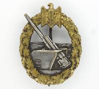Navy Coastal Artillery Badge by Schwerin