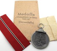 Easter Front Medal by Deschler & Sohn in Issue Packet