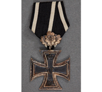 Miniature Second Class Iron Cross 1870 EK Group