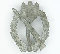 Silver Infantry Assault Badge by FCL