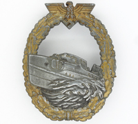 Rare - 1st Pattern E-Boat Badge by L/21