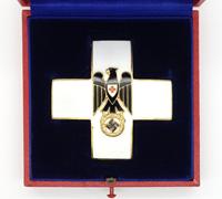 Cased Red Cross Decoration Merit Cross