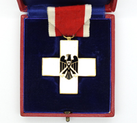 Cased Decoration of the German Red Cross
