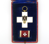 Cased German Red Cross 2nd Class Decoration