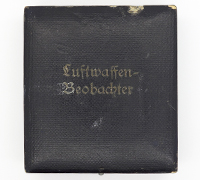 Issue Case for a Luftwaffe Observer Badge