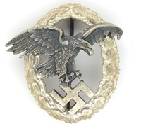 Luftwaffe Observer Badge by Assmann