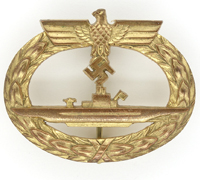Navy U-Boat Badge by L/13