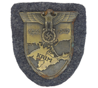 Luftwaffe Krim Campaign Arm Shield
