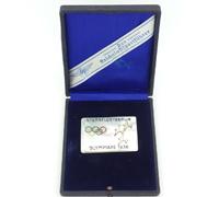 Cased Olympic Der Sternflug Participants badge