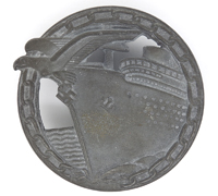Navy Blockade Runner Badge by R.S.
