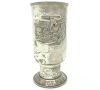 Silver Honor Goblet to RK Winner