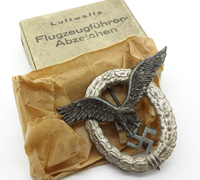 Issue Carton - Pilot Badge by FLL