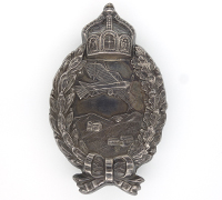 Prussian Pilot Badge by P. Meybauer
