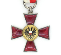 Imperial Lübeck Hanseatic Cross