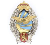 Royal Bulgarian Air Force Pilot Badge