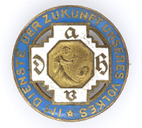 German Midwives Association Broach