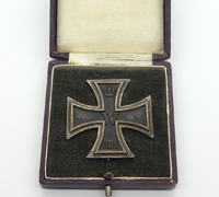 Cased Imperial 1st Class Iron Cross
