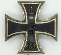 Imperial 1st Class Iron Cross by Meybauer
