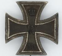 Imperial Iron Cross 1st Class Friedrich Sedlatzek
