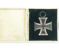 Cased Imperial Iron Cross 2nd Class
