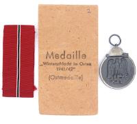 Eastern Front Medal by Metall Kunststoff