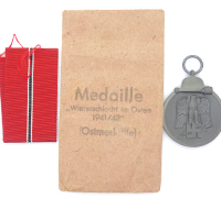 Eastern Front Medal by Eugen Schmidthaussier  in Issue Packet