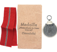 Eastern Front Medal by E. Ferd Weidmann