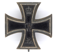 Imperial Iron Cross 1st Class by KO
