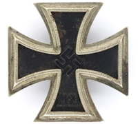1st Class Iron Cross by L/13