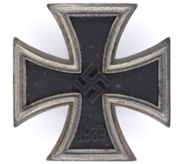 1st Class Iron Cross by 20