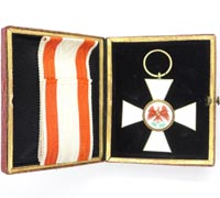 Cased 3rd Class Order of the Red Eagle