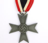 War Merit Cross 2nd Class w/o Swords by Geb. Bender