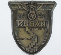Kuban Campaign Arm Shield