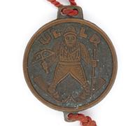 Winter Sportsman Patron UKKR Ski Medal