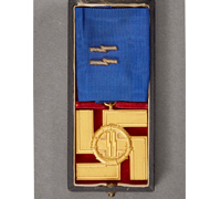 SS 25-Year Long Service Award in its Presentation Issue Case