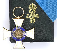 Prussian 3rd Class Order of the Crown by Wagner